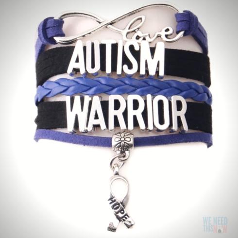 Kicking A Autism Warrior